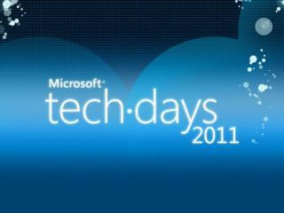 DAT306 Construire des applications supportant la montée en charge avec SQL Azure