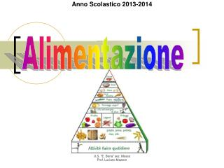 Anno Scolastico 2013-2014