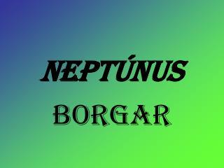 Neptúnus