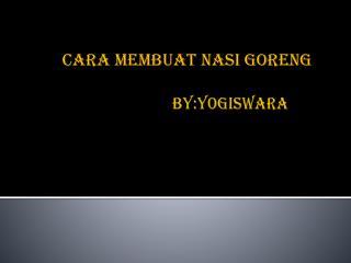 By:yogiswara