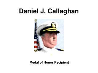 Daniel J. Callaghan
