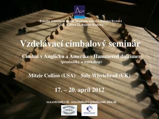 Vzdelávací cimbalový seminár