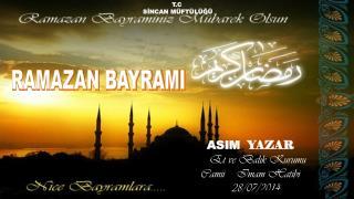 RAMAZAN BAYRAMI