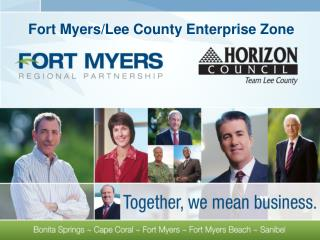 Fort Myers/Lee County Enterprise Zone