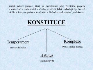 KONSTITUCE