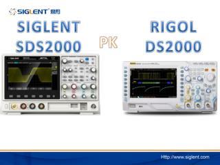 SIGLENT SDS2000