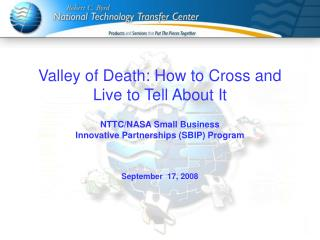Technology Infusion SBIR STTR IPP Seed Fund Innovation Incubator Centennial Challenges
