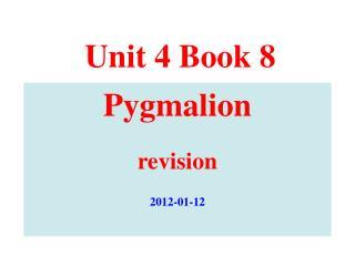 Unit 4 Book 8