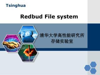 Redbud File system