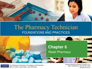 Chapter 6 Retail Pharmacy