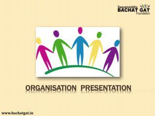Organisation Presentation