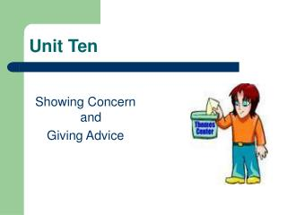 Unit Ten