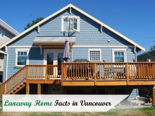 Custom Built Laneway Homes in Vancouver