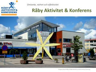 Råby Aktivitet & Konferens