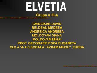ELVETIA