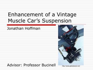 Enhancement of a Vintage Muscle Car's Suspension