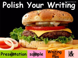 Polish Your Writing