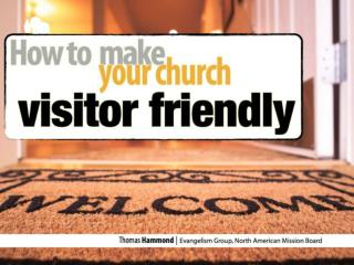 visitorfriendlychurch