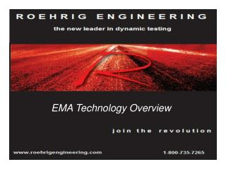 EMA Technology Overview