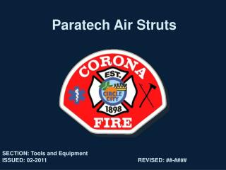 Paratech Air Struts