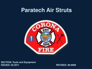 Paratech Air Struts