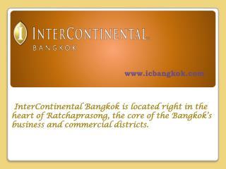 Luxury City Hotel Bangkok