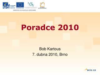 Poradce 2010