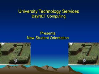 University Technology Services BayNET Computing