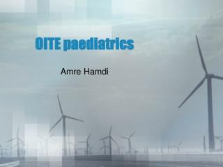 OITE paediatrics