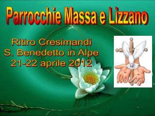 Parrocchie Massa e Lizzano