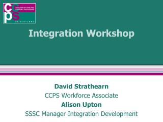 Integration Workshop