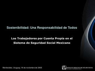 Sostenibilidad: Una Responsabilidad de Todos