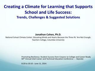 Jonathan Cohen, Ph.D.