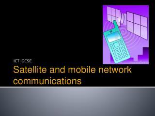 ICT IGCSE