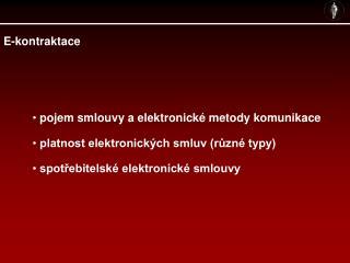 E-kontraktace