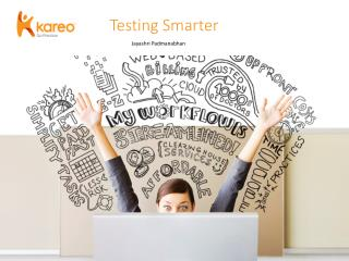 Testing Smarter