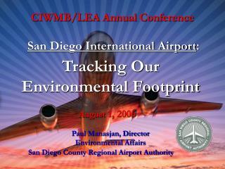 CIWMB/LEA Annual Conference