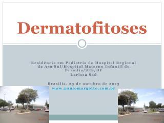 Dermatofitoses
