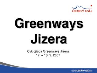 Greenways Jizera