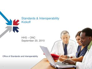 Standards & Interoperability Kickoff