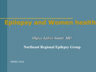 Epilepsy and Women health