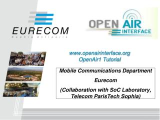openairinterface  OpenAir1 Tutorial