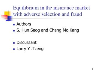 Equilibrium in the insurance market with adverse selection and fraud