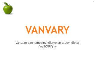 VANVARY