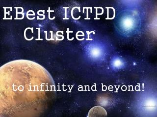 EBest ICTPD Cluster