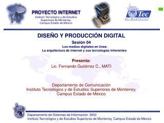 DISEÑO Y PRODUCCIÓN DIGITAL