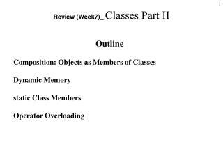 Review (Week7)_ Classes Part II