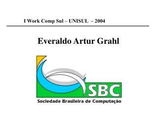 Everaldo Artur Grahl