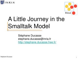 A Little Journey in the Smalltalk Model