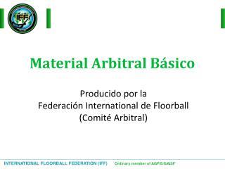 Material Arbitral Básico